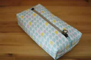 Cách may túi dạng hộp đơn giản dễ dàng