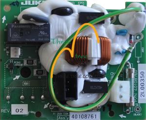 Bo mạch màn hình của DDL-8700A-7
