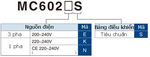hộp điều khiển máy thùa khuyết thẳng mc602