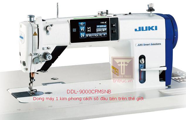 Juki | Máy May 1 Kim Điện Tử DDL-9000CF
