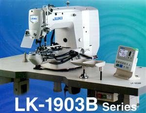 Máy đính nút điện tử LK-1903B tốc độ cao mũi thắt nút
