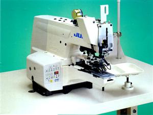 Máy đính nút điện tử đầu khô mũi móc xích MB-1800S tốc độ cao