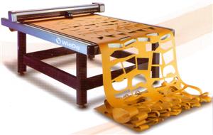 Máy cắt bàn in phun WD-FJ1512